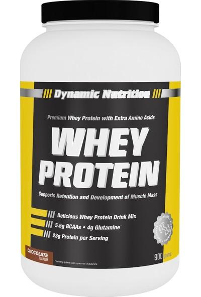 Dynamic Whey Protein Tozu 900 Gr Çikolata