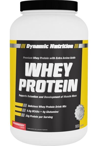 Dynamic Whey Protein Tozu 900 Gr Çilek