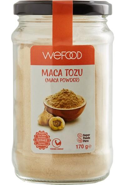 Wefood Maca Tozu 170 gr