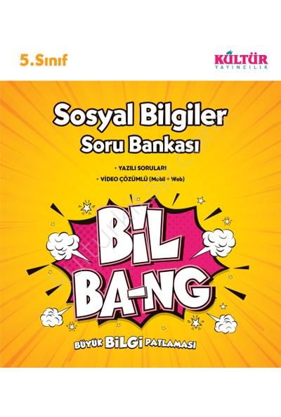 Kültür Yayınları Bil-Bang 5. Sınıf Sosyal Bilgiler Soru Bankası