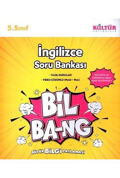 Kültür 5. Sınıf İngilizce Bil-Bang Soru Bankası