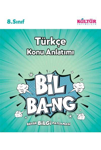Kültür Yayınları Bil-Bang 8.Sınıf Türkçe Konu Anlatım