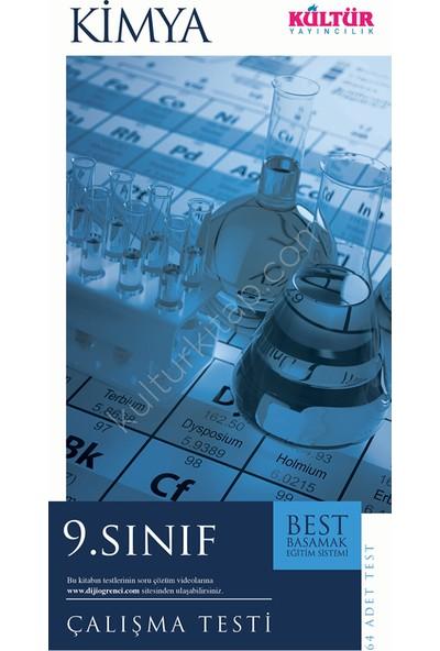 Kültür Yayınları Best 9. Sınıf Kimya Çalışma Testi