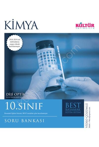 Kültür Yayınları Best 10. Sınıf Kimya Soru Bankası
