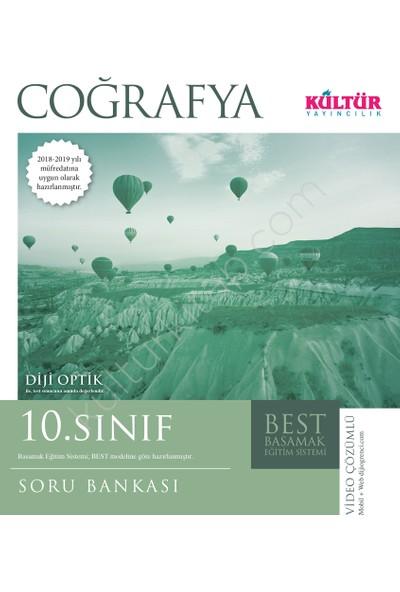 Kültür Yayınları Best 10. Sınıf Coğrafya Soru Bankası