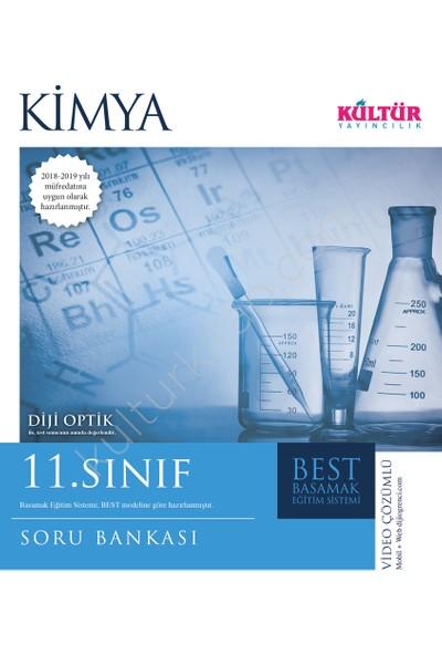 Kültür Yayınları Best 11. Sınıf Kimya Soru Bankası
