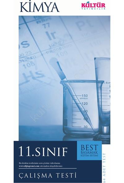 Kültür Yayınları Best 11. Sınıf Kimya Çalışma Testi