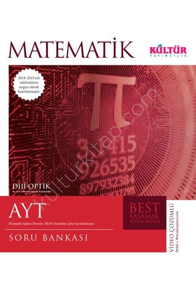 Kültür Yayınları Best AYT Matematik Soru Bankası