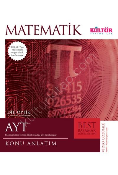 Kültür Ayt Matematik Best Konu Anlatım