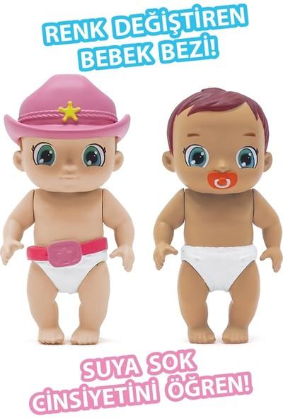 Baby Secrets Sürpriz Figür Ve Sallanan At Seti