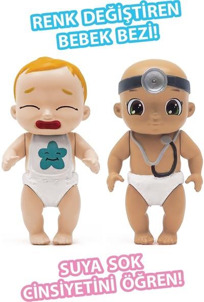 Baby Secrets Sürpriz Figür Ve Beşik Seti