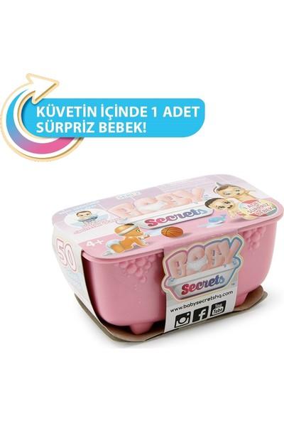 Baby Secrets Sürpriz Figür Paketi Seri 2