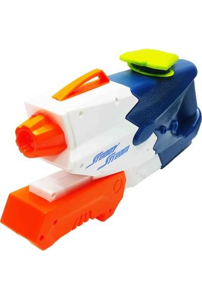 Water Gun Pompalı Modeli Su Tabancası Oyuncak 980A