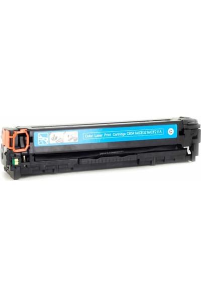 İnkwell Hp 125A Cb541A / C9701A Mavi Muadil Toner