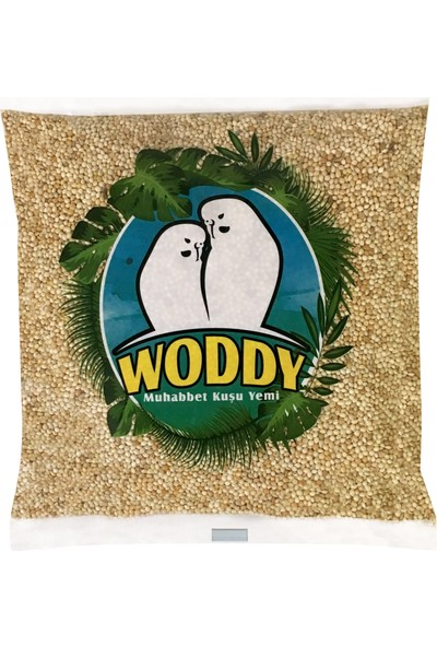 Woddy Sade Muhabbet Kuşu Yemi 500 gr