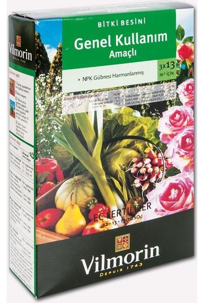 Plantistanbul Sebze ve Çiçekler İçin Genel Katı Bitki Besini 800 Gr