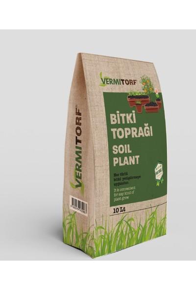 Plantistanbul Organik Gübreli Bitki Toprağı 10 Lt