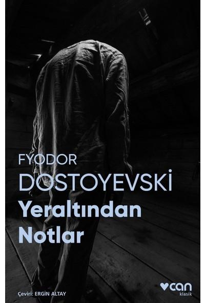 Yeraltından Notlar (Fotoğraflı Klasikler) - Fyodor Dostoyevski