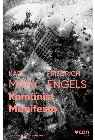 Komünist Manifesto (Fotoğraflı Klasikler) - Karl Marx - Friedrich Engels