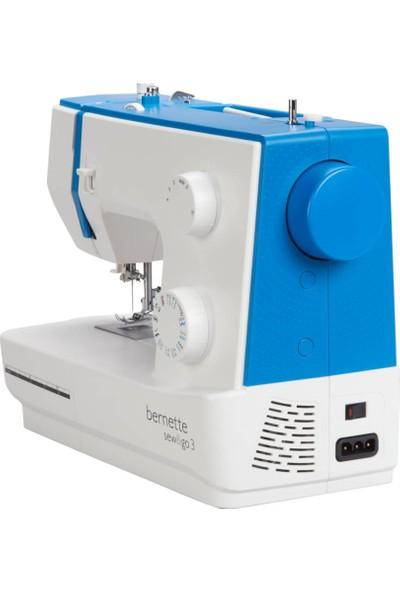 Bernette Sew&Go 3 Ev Tipi Dikiş Makinesi