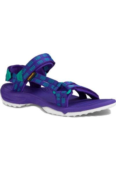 Teva 1001474 Terra Fi Lite Bordo Kadın Sandalet