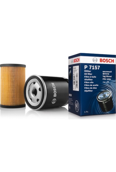 Bosch Volkswagen Passat 1.6 TDI Yağ Filtresi- Motor Kodu: CAYC(2011-2014)