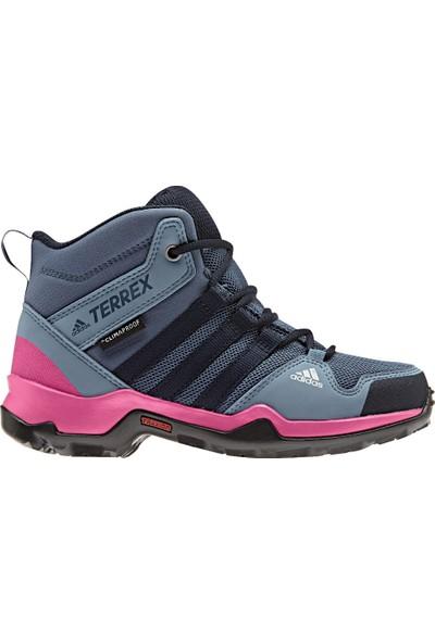 Adidas Kids Terrex AX2R Mid CP Açık Ayakkabı AC7976