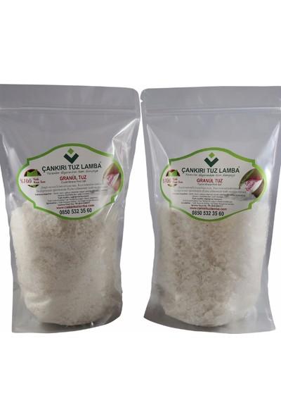 Çankırı Doğal Granül Kristal Kaya Tuzu 5 kg