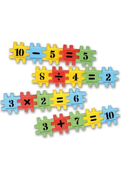 Matrax Oyuncak 100 Parça Smarty® Akıllı Sayılar