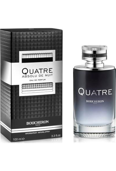 Boucheron Quatre Absolu de Nuit EDP 100 ml Erkek Parfüm