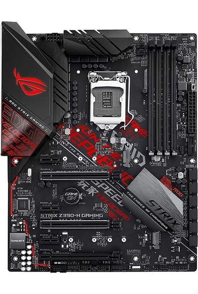 Asus ROG Strix Z390-H Gaming Intel Z390 4266MHz DDR4 Soket 1151 ATX Anakart