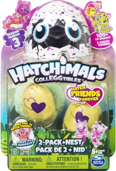 Hatchimals Colleggtibles 2'li Figür Paket Sezon 3