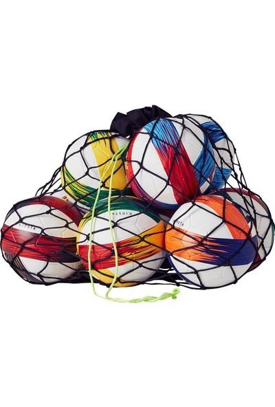 İpek 3Lü Renkli Polyester 12 Top Kapasiteli Top Filesi