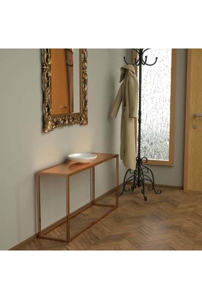 Defne Metal Potrica Dresuar Ayna
