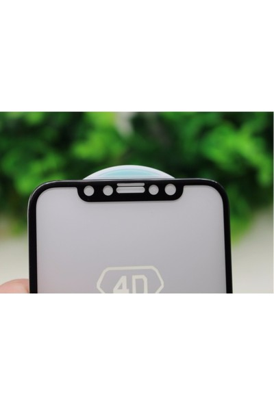 Ehr. Samsung Galaxy A8 Plus 2018 3D Full Kaplama Ultra Lüx Ekran Koruyucu Cam