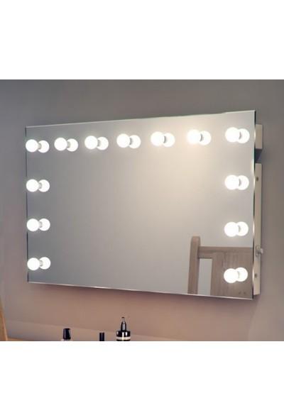Nova Işıklı Makyaj Aynası Model : Le5-018