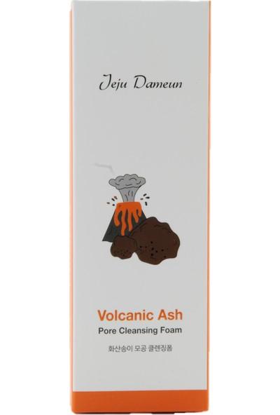 Seohwabi Volkanik Kül İçeren Gözenek Bakımı İçin Yüz Temizleyici