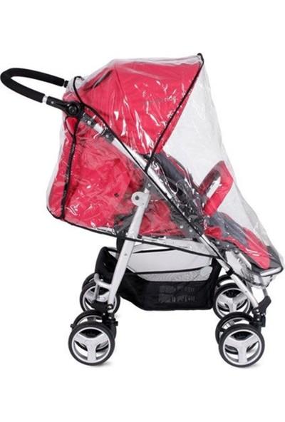 Biricik'S Bebek Arabası Yağmurluğu