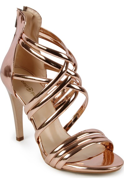 Bay Pablo L8 Kadın Topuklu Ayakkabı