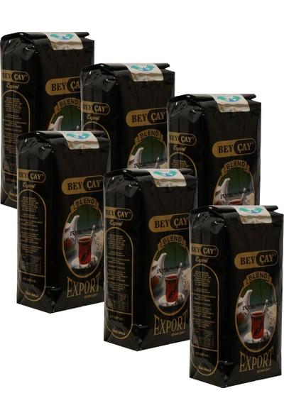 Bey Çay Export 1000 gr X 6 Lı