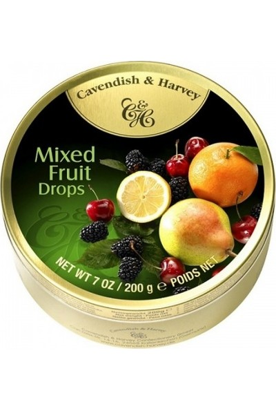 Cavendish Sugrar Free Fruit