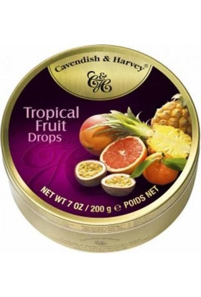 Cavendish Sugrar Free Tropical