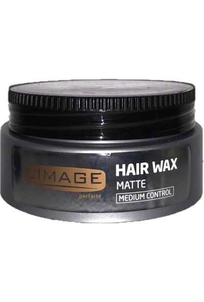 L'image Matte Saç Şekillendirici Medium Control Wax 150 ml