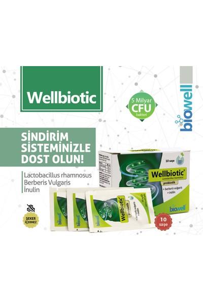 Biowell Wellbiotic 10 Saşe - Probiyotik