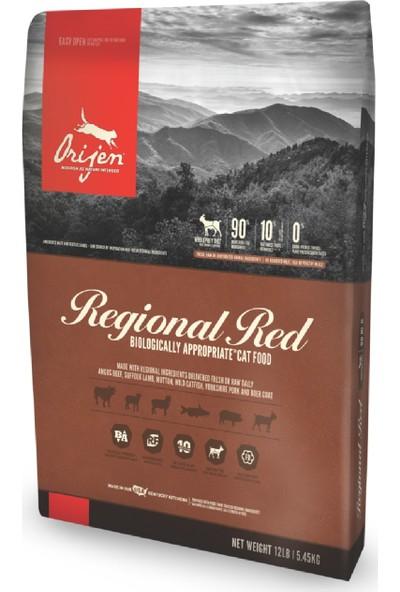 Orijen Regional Red Tahılsız Yetişkin Kedi Maması 1,8 Kg