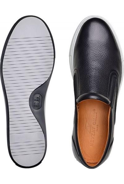 Nevzat Onay Siyah Günlük Erkek Ayakkabı