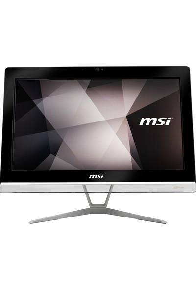 "MSI PRO 20EXTS 8GL-012XTR IntelCeleronN4000 4GB 1TB Freedos 19.5"" All In One Bilgisayar"