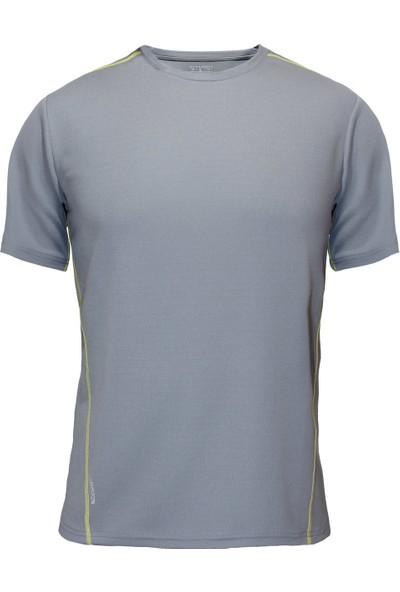 Sivugin Outdoor Koşu Antreman Tişört Erkek - Gri