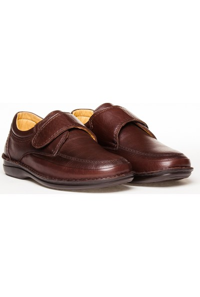Forex Anatomik Kahverengi Erkek Ayakkabı