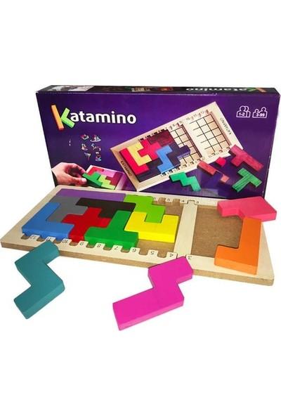 Katamino Zeka Geliştirici Akıl Oyunu